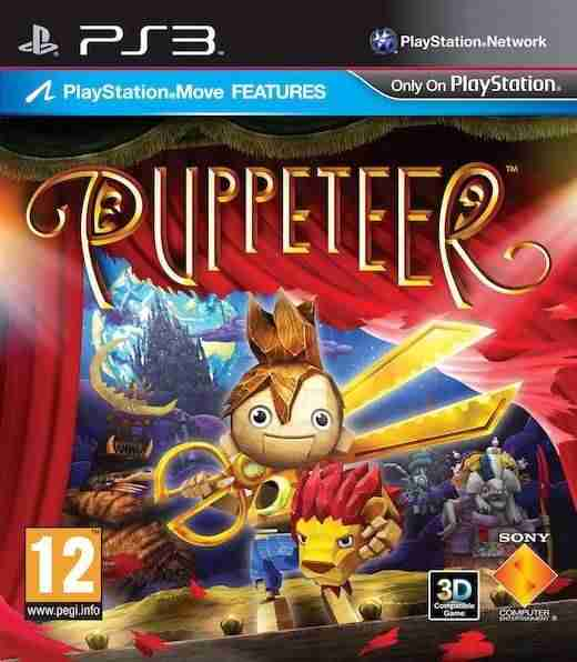 Descargar Puppeteer [English][ASIA][REPACK][FW 4.3x][Kirin] por Torrent